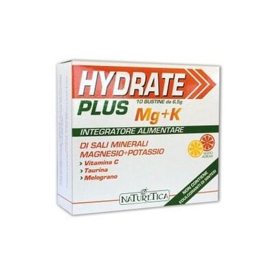 Hydrate Plus Integratore di Sali Minerali | Erboristeria Il Girasole