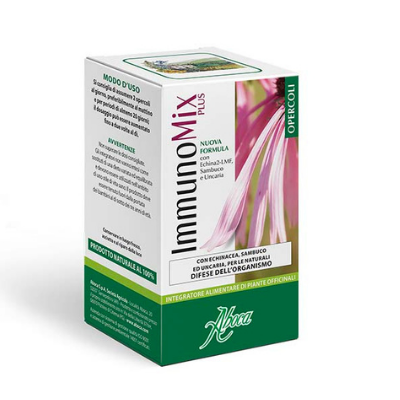 Immunomix Plus Opercoli Aboca | Erboristeria Il Girasole Ravenna