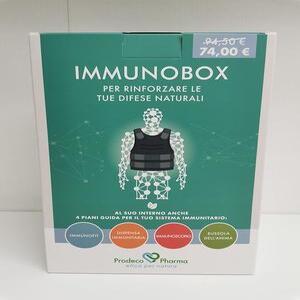 Immunobox Prodeco Pharma   Erboristeria Il Girasole Ravenna