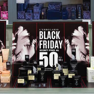 Grandi sconti per il Black Friday