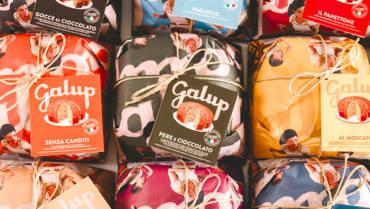 Galup, un panettone diverso dagli altri