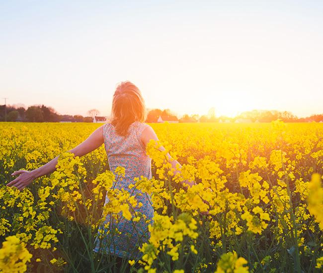 Combatti in modo naturale la stanchezza primaverile | Erboristeria Il Girasole