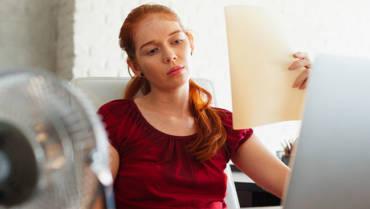 Come combattere stanchezza e cali di pressione dovuti al caldo e all'eccessiva sudorazione