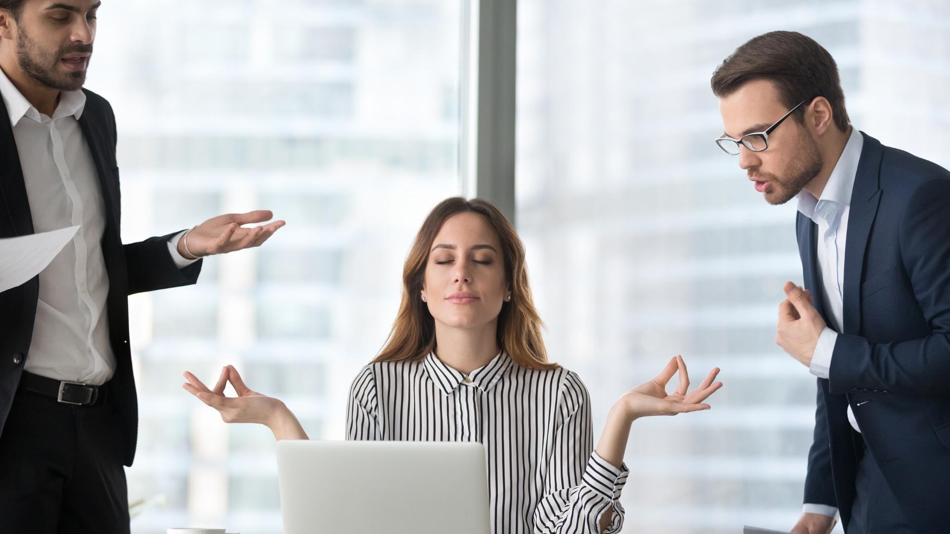 Stress dal rientro a lavoro | Erboristeria Il Girasole